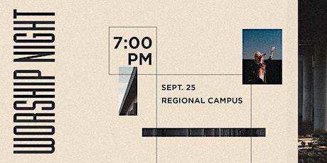 Mercy Hill  Worship Night - Regional Campus tickets