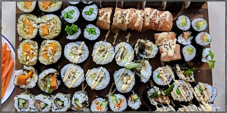 Home-made Sushi Cooking Class tickets