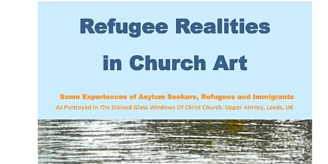 "Launch of ""Refugee Realities in Church Art"" tickets"