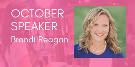 """PWWS October Luncheon: """"A Voice for the Voiceless"""" by Brandi Reagan tickets"""