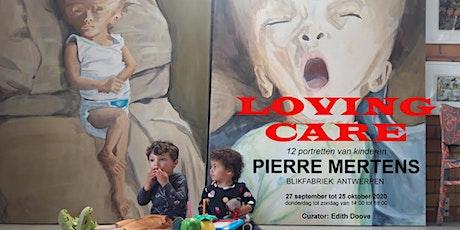 Loving Care - Gesprek Pierre Mertens met Prof.Dr. Dirk De Wachter tickets