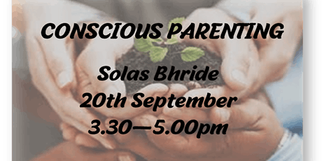 Kildare Town Wellness Weekend ~ Conscious Parenting tickets