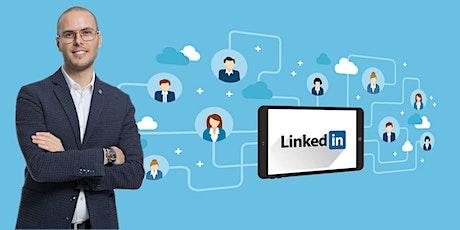 Linkedin per commerciali ed imprenditori biglietti