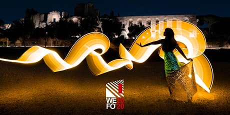 DARE LUCE ALL'INVISIBILE Workshop di Light Painting per WEFO2020 biglietti