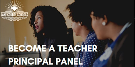 BECOME A TEACHER SESSION PART 4: Principal Panel + Hiring Event tickets