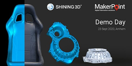 Shining3D Demo Day tickets