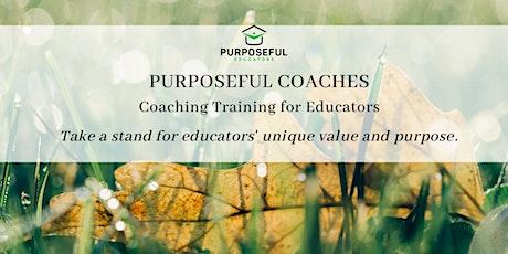 Purposeful Coaches tickets