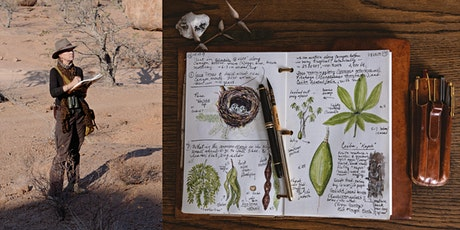 Nature Journaling: The art of seeing and recording the world around you tickets