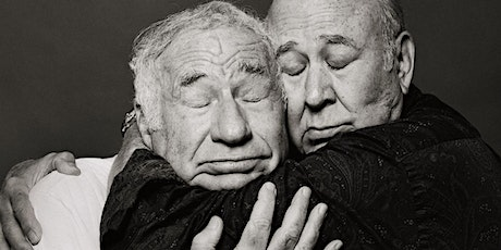 Carl Reiner & Mel Brooks, The Grandmasters of American Comedy Zoom Talk tickets
