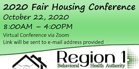 2020 Fair Housing Virtual Conference tickets