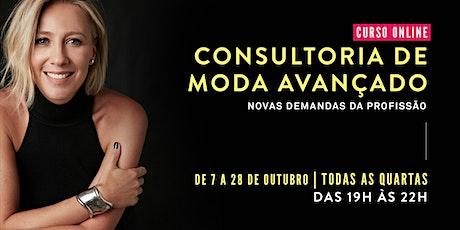 Curso Consultoria de Moda Avançado com Bia Paes de Barros ingressos