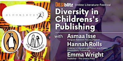 DESIblitz Online Literature Festival  – Diversity in Children's Publishing