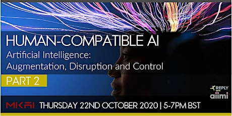 Human-Compatible AI: Part 2 | MKAI October Expert Forum tickets