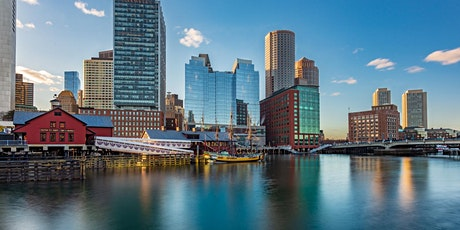 Hunt's Photo Walk: Early Morning Light at the South Boston Waterfront tickets