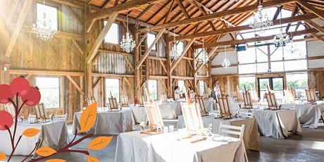 Thanksgiving Sip & Paint at the Vieni Estates Winery tickets