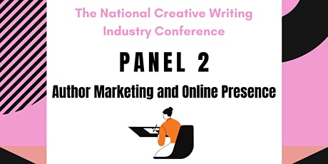 NCWIC: Panel 2 - Author Marketing and Online Presence tickets