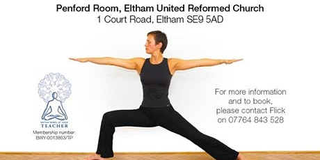 Hatha Yoga for Mind and Body – Wednesday 9.15am tickets