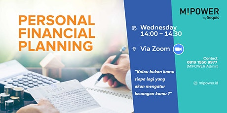 Personal Financial Planning[Online Talk] tickets