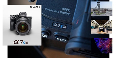 Discover the Sony Alpha 7S3 tickets