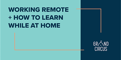 Working and Learning Remotely: How to Stay Productive tickets