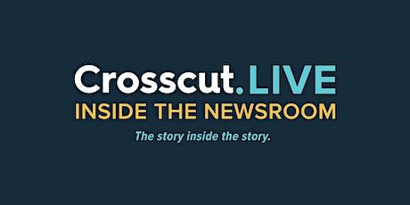Inside the Newsroom: Gubernatorial Debate Preview tickets