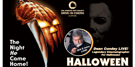 (SOLD OUT) HALLOWEEN : Drive-In Cinema (FRIDAY, 7 PM) tickets