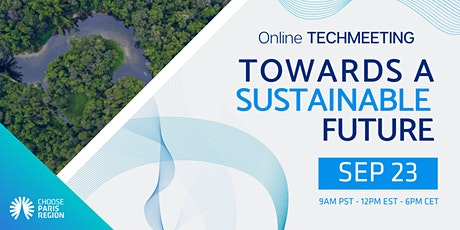 TechMeeting - Sustainability tickets