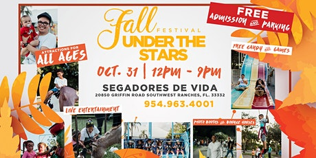 Fall Festival 2020 at Segadores De Vida tickets