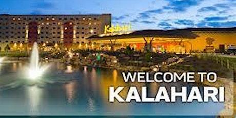 Overnight Stay at Kalahari Indoor Water Park Resort tickets