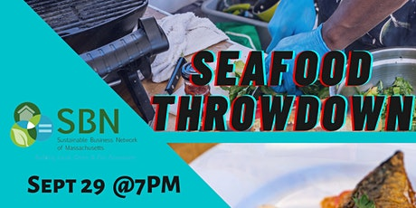 Eat Local MA Presents: Virtual Seafood Throwdown tickets