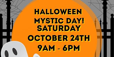 Halloween Mystic Day! tickets