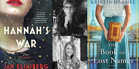 Hannah's War | Jan Eliasberg in conversation with Kristin Harmel tickets
