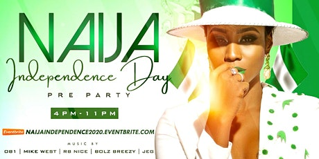 Nigerian Independence Day Pre Party 2020 tickets