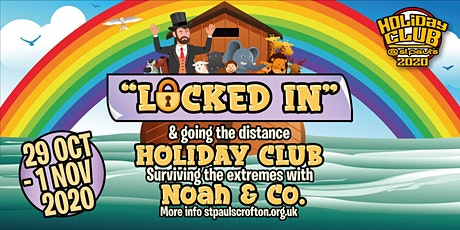 'Locked In' Children's Holiday Club tickets