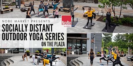 Socially Distant Outdoor Yoga Series tickets