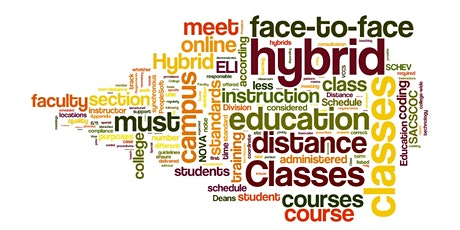 Strategies for Teaching a Hybrid Class in Adult Basic Education tickets