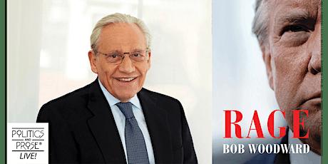 P&P Live! Bob Woodward | RAGE with Jane Mayer tickets
