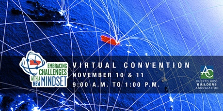 PRBA Virtual Annual Convention: Embracing challenges with a new mindset tickets