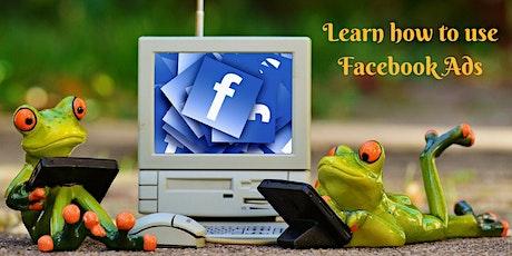 Facebook Ads online workshop for beginners tickets