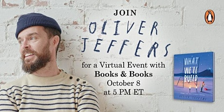 A Virtual Evening with Oliver Jeffers tickets