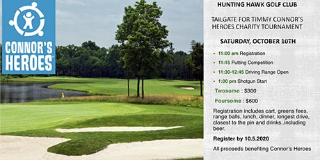Tailgate for Timmy Connor's Heroes Charity Golf Tournament tickets