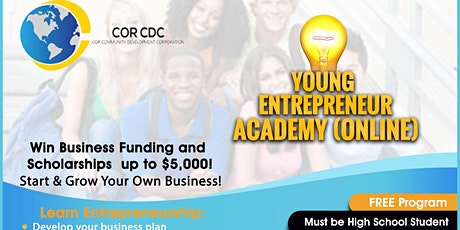 Young Entrepreneur Academy (Program Orientation) tickets