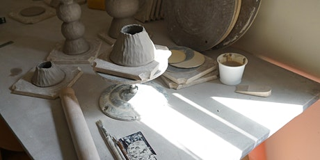 TOAST | Ceramic Coiling & Pinching with Polly Yates tickets