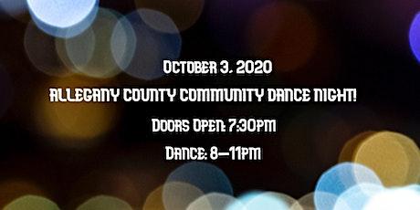 Community Dance Night-Allegany County, MD tickets
