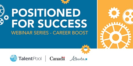 Positioned for Success Webinar Series tickets