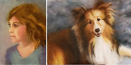 Painting Portraits of People or Pets with Jana Stiles tickets