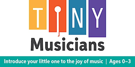 Tiny Musicians - October Session – 10AM-11AM tickets