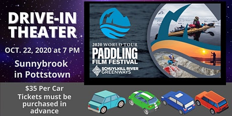 International Paddling Film Festival tickets