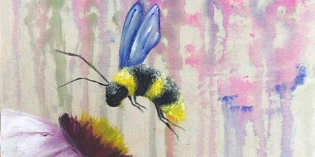 Bumble Bee Tote Bag Painting Class tickets