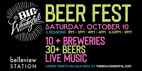 BEER FEST at Belleview Station tickets